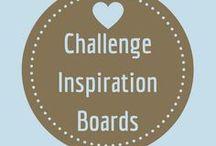 Challenge inspiration boards