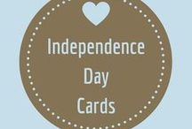 Independence day / Cards that celebrate the 4th of July!