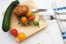 Food & Recipes / Recetas facilitas y resultonas para mamás con poco tiempo pero que disfrutan comiendo.