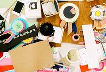 craftiness / projects to inspire and daydream about making (and occasional actually make). + crafty related things.