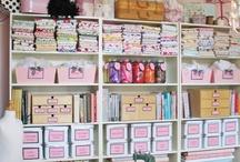 Crafty room & Taller / Ideas para darle un aire más íntimo y práctico a tu lugar de trabajo (y ocio).