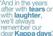 Kappa Kappa Gamma <3  / by Bridget Hanney