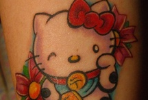 New tat ideas / by Toya Carver