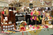 Showroom ideas / ¿No sabes cómo organizar tu tienda temporal o puestecito en una feria?