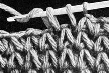 crochet fun / by Angela de'Rozario