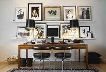 Büro/ Office space / Moadboards