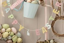 Easter / Spring Decorating and More | My Favorite Inspirations