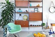 LaFAV: Mid Century Design  / One of our favorite design inspirations!