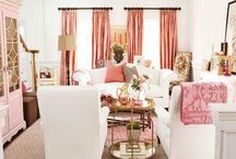 Pretty in Pink / Add Touches of Pink To Your House