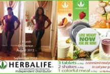My Herbalife / My experience with herbalife, workouts, video blogs, recipes and more! African American Weight Loss Success with Shay Green or www.goherbalife.com/alwaysshay / by Shawonika Green