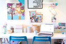 Work space / Inspiratie voor je werkplek