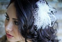 Wedding & E-Pics - Hair, Make-up, Nails. / #engagementphotos #weddingphotos #updos #volume #drama #deco #black #bridalhair