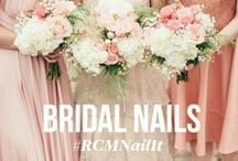 Bridal Nails /   / by Red Carpet Manicure