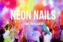 Neon Nails / Nails that are brighter are better / by Red Carpet Manicure