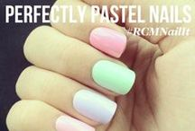 Perfectly Pastel Nails /   / by Red Carpet Manicure