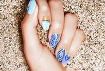 Life's A Beach - Summer Nails / by Red Carpet Manicure