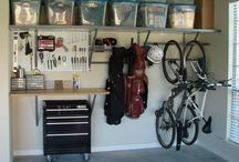 Garage / Organizing Your Space