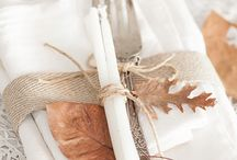Fall | White / White Inspirations For the Autumn Months