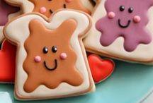 Sugar coat it, cookie!