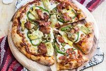 Pizza, Savory Pies & Sandwiches