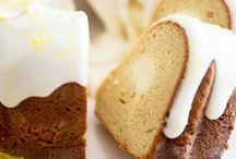 Bundts and other One Pan Cakes / Cakes that are baked in a single pan
