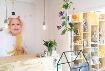 Olli + Jeujeu • Brandstore / Take a look inside our brandstore.