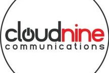 My Expert Team / A member of my awesome team, Ed @ Cloud Nine Communications takes care of web design and strategy.