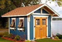 Neily's Future ShedQuarters / On my wish list is a she shed - Neily on Nutrition Shedquarters