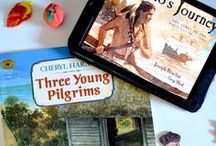 thanksgiving / searching to uncover the true story of the first thanksgiving. source documents, homeschooling book recommendations, and more