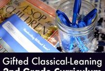classical christian homeschooling / A collaborative board, curated by homeschool bloggers and leaders in classical Christian education. A resource for all things pertaining to a classical Christian education. Helpful printables, memory work, book lists, curriculum reviews, hands-on projects, and more for primary/grammar, logic/dialectic, and rhetoric stages. Want to join this board? Email me: gina dot munsey at  gmail dot com. [Contributors, limit to 3 pins per day, focused specifically on the classical education niche.]