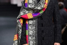 scarfs stoles shawls mufflers .... / by Shikha Aggarwal