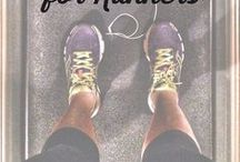Getting Fit! / Exercise tips and moves, workout ideas, running training schedules, and motivation to be physically active.