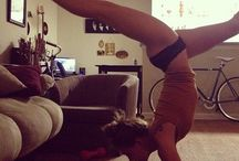 Fitness * Motivation * Inspiration / Workout. Fitness. Motivation. Healthy body.