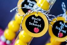 Starting school party / by Sommer Dorsey Macko