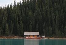 someday cabin / by Kendra Livingstone Smoot