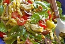 Salads / by Nicole Banuelos