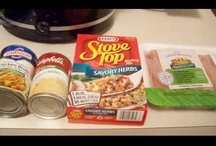 Crockpot recipes / by Sommer Dorsey Macko