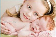 Sibling Newborn