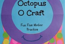 Letter Oo / activities to help toddlers and preschoolers learn the alphabet; fun ideas for crafts, activities, games, and snacks