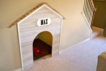 Archi-Peture / These are the ways we turn our homes and furniture into creative pet places (beds, cubbies, nooks, corners, homes).