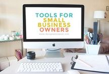 Business - Tips and Links / by TriPodDog Design