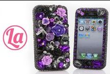 iPhone 4/ 4s Cases / Our 3D iPhone 4 /4s Bling Cases are 100% Handcrafted with highest quality. Visit http://www.luxaddiction.com to see all of our amazing designs!