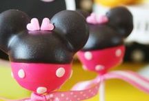 Cake Pops / Recipes and ideas/inspiration.  I actually don't care for them myself but I love to make them!  :) / by Nicole Banuelos