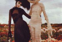 HALLOWEEN | veille de la toussaint / Halloween Inspiration | All Hallows' Eve | All Saints Day