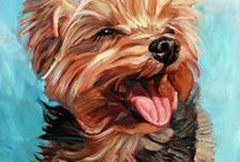 Yorkie - Art and Gifts / Art, photography and gifts featuring Yorkshire Terriers for Yorkie lovers.