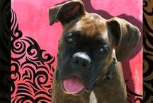 Boxer - Art and Gifts / Art, photography and gifts featuring the Boxer.