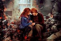 My Nerd Getaway / Harry Potter, all day, every day!!! ⚡️ / by Skylar Burford