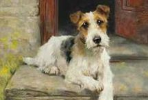 Fox Terrier - Art and Gifts