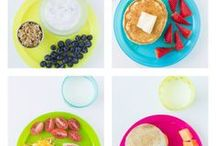 Toddler Food Ideas / Recipes and meal ideas for toddlers.