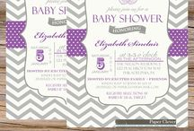 Hailey's baby shower
